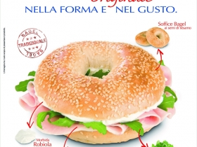 AUTOGRILL Bagel