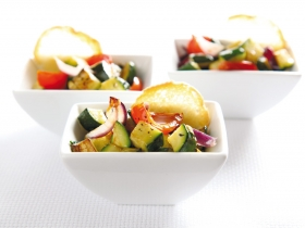 OROGEL zucchine ai sapori calabresi
