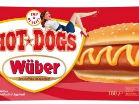 WUBER hotdogs
